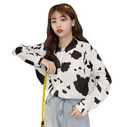 Blusa vaca