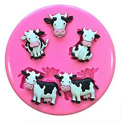 Molde de vaca