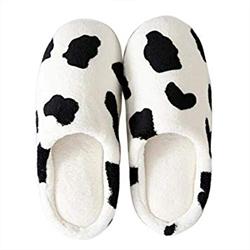 Zapatillas de vaca